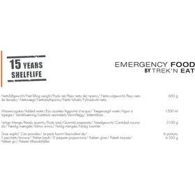 Trek'n Eat Emergency Food Can 600g, Chili con Carne